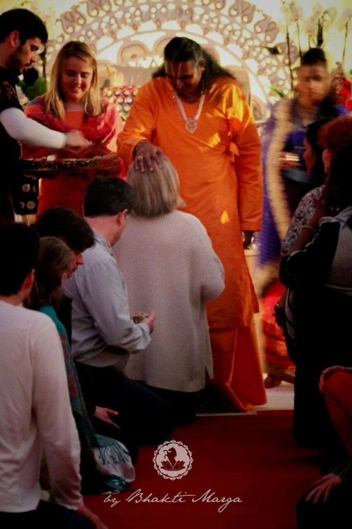 paramahamsa vishwananda london darshan 2016