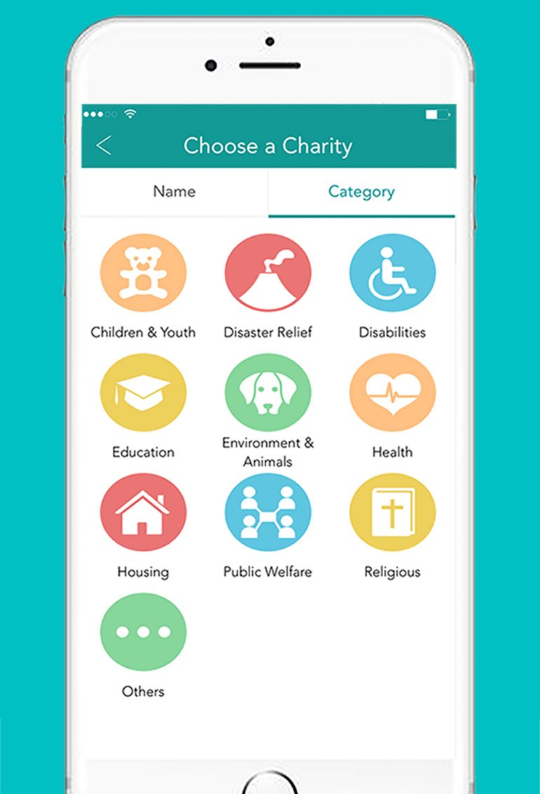 And make one-time or recurring donations conveniently thru your smartphone.