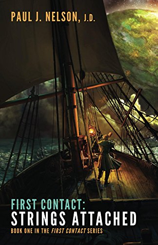 First Contact: Strings Attached Book Cover