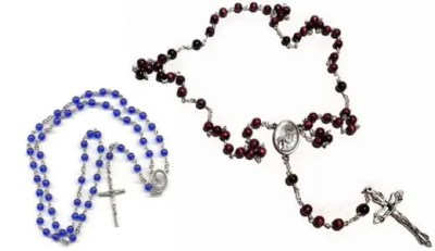 Buy your Rosary from The Lifestyle Cafe