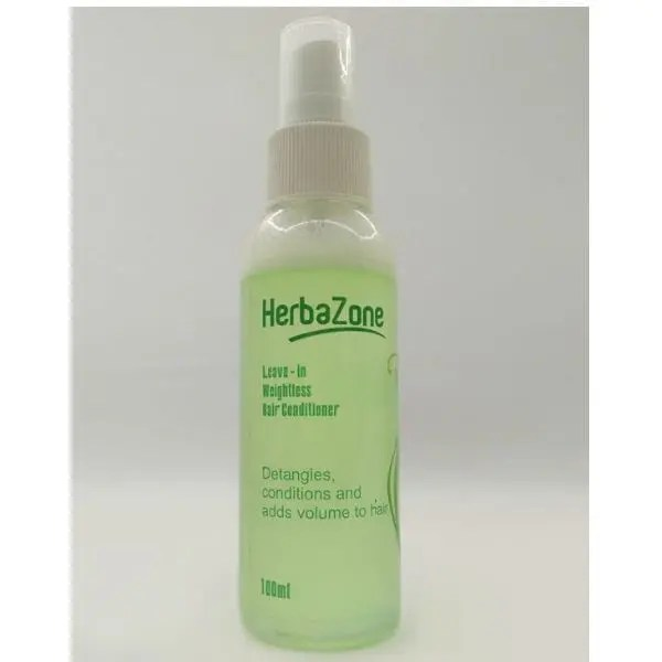 HerbaZone Leave in Weightless Conditioner