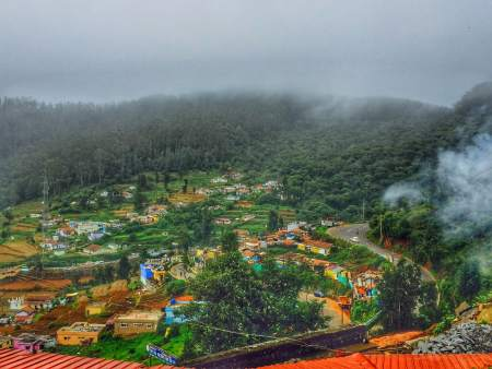 2 day ooty itinerary