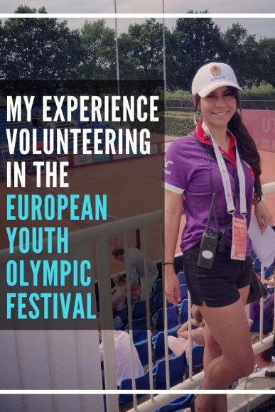 #thelifestylehunter #pilarnoriega #VolunteerAbroad : EYOF, European Youth Olympic Festival, Europe, Nethelrands, Utrecht, volunteer, volunteer abroad, volunteering, volunteer work, sport, sports, run, running, athlete, volleyball, athletics, gymnastics, tennis, fitness, workout, inspiration, motivation, team, find volunteer projects, find volunteer opportunities, find volunteer jobs, volunteer, volunteers, volunteer jobs, volunteer opportunities, volunteer projects, volunteer travel