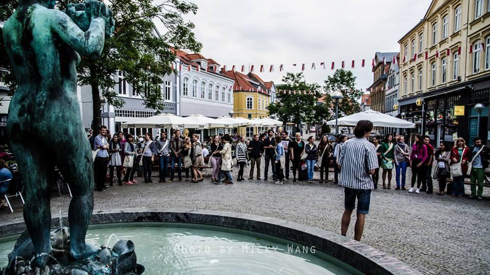 Denmark - City interaction