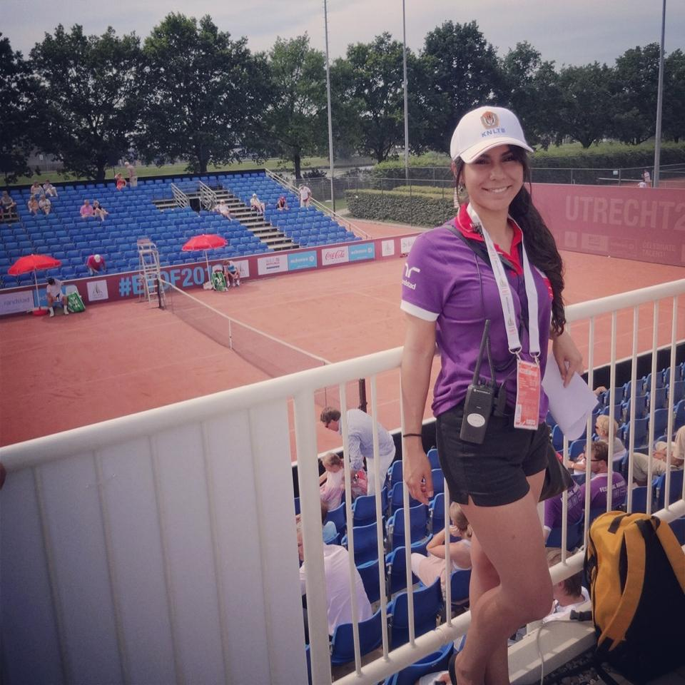 My experience volunteering in the European Youth Olympic Festival