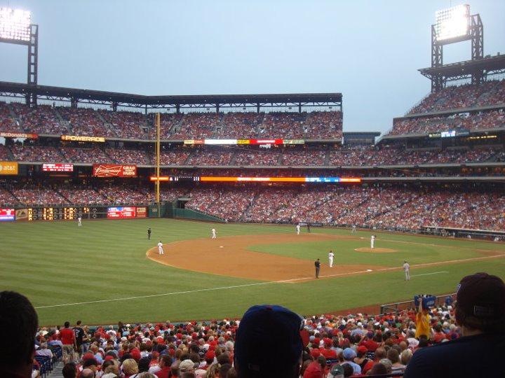 Philadelphia Baseball Game