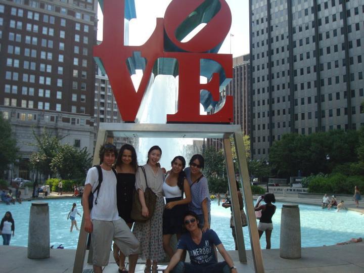 My experience volunteering in Philadelphia, United States