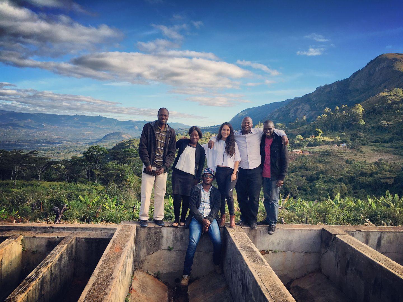 Zimbabwe project team