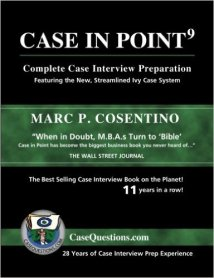 Case in point de Marc Cosentino