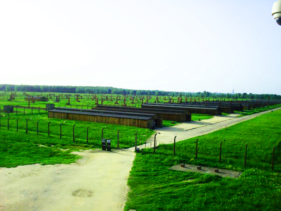 Europe - Poland - Auchwitz-Birkenau - overview