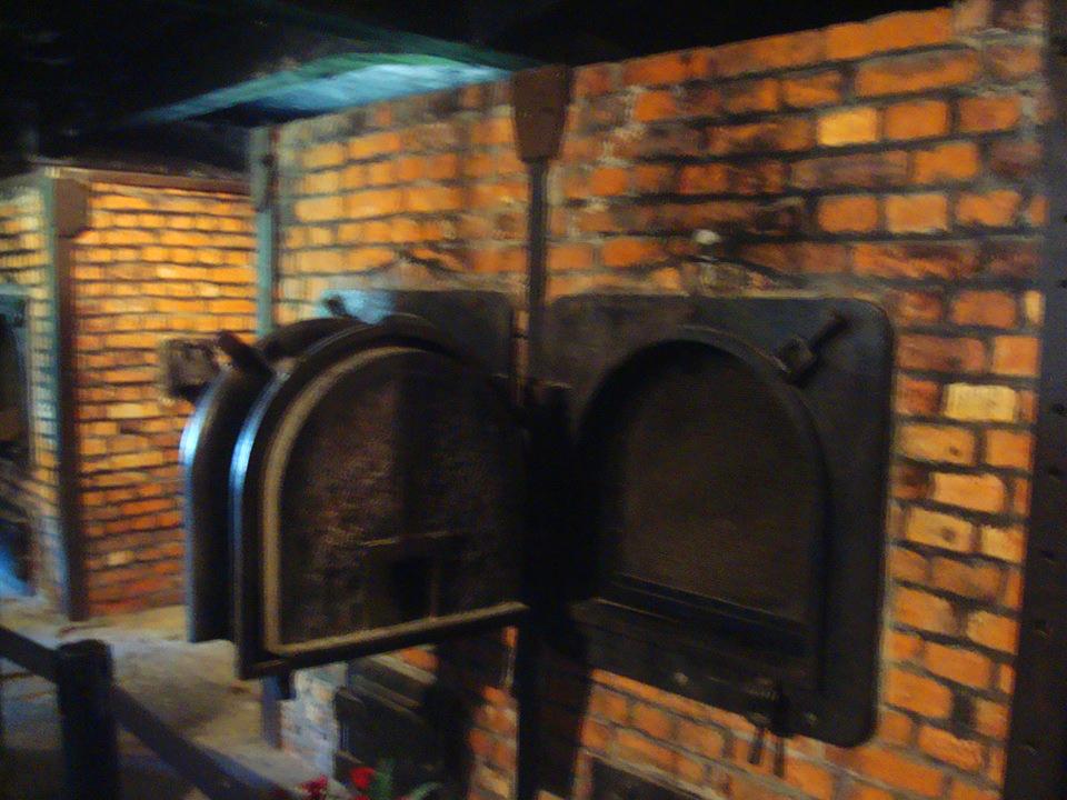 Europe - Poland - Auchwitz-Birkenau - stove