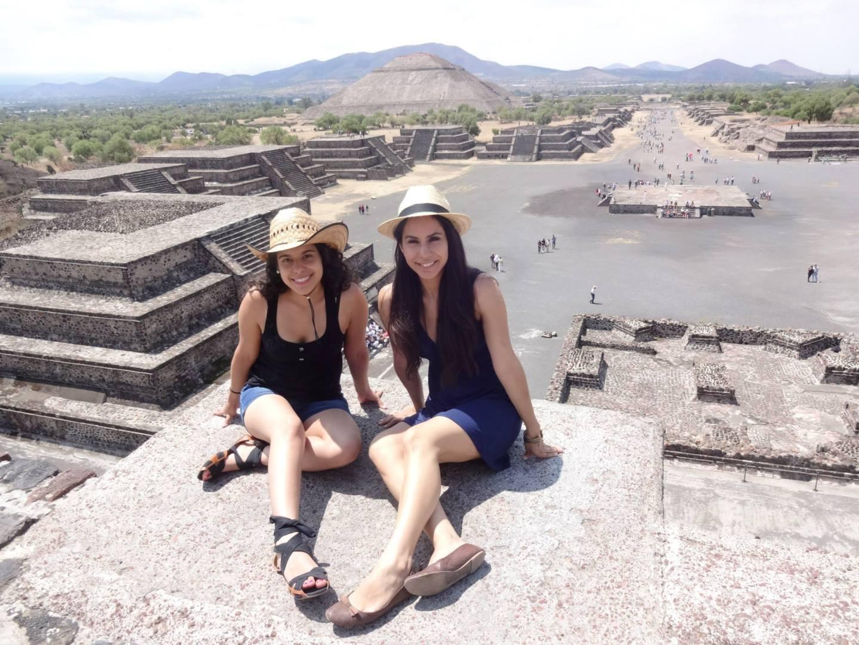 Teotihuacan amiga