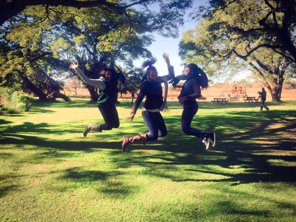 Africa - Zimbabwe - Imire Game Park - fun