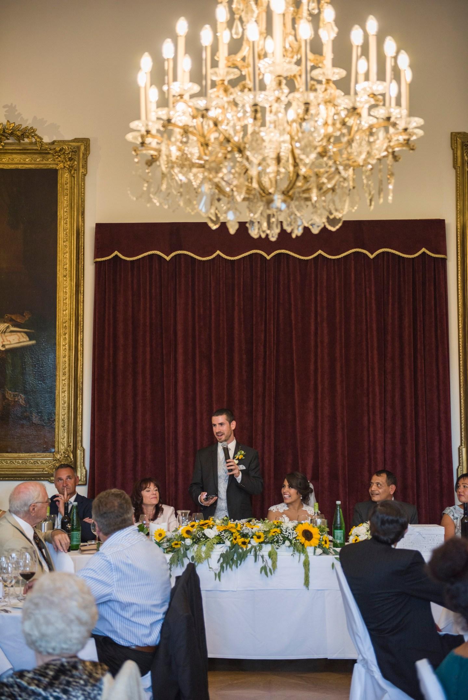 Dinner - wedding - vienna - austria