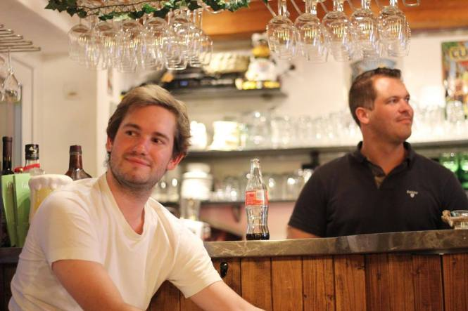 Friends - Restaurant - Vienna - Austria