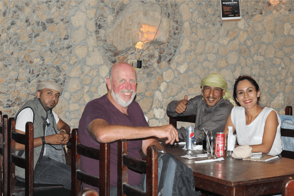 Abdu restaurant Egypt Africa
