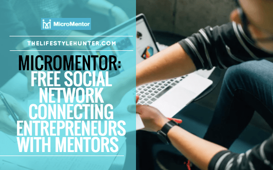 MicroMentor: free social network connecting entrepreneurs with mentors