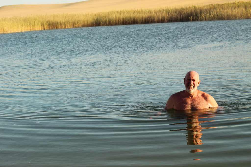 Fresh Lake Egypt Africa