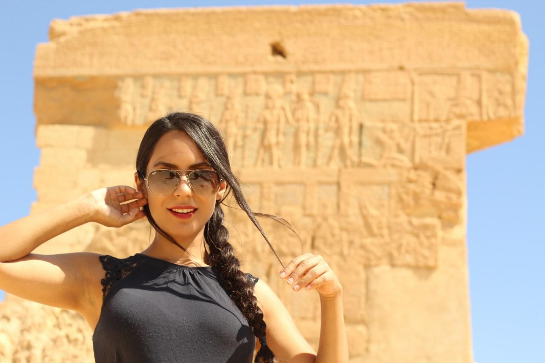 Pilar - egypt rock