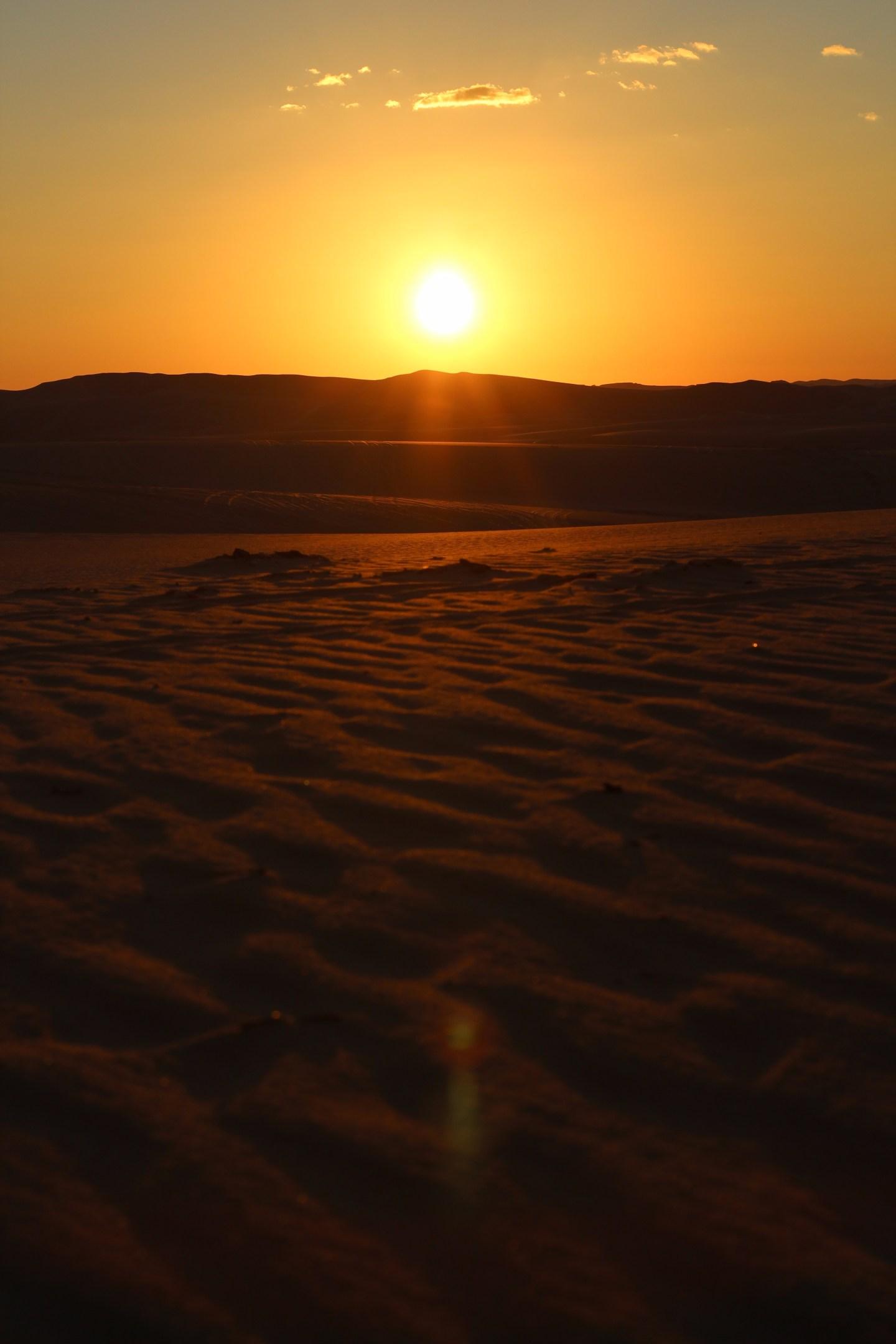 Sunset Egypt Africa