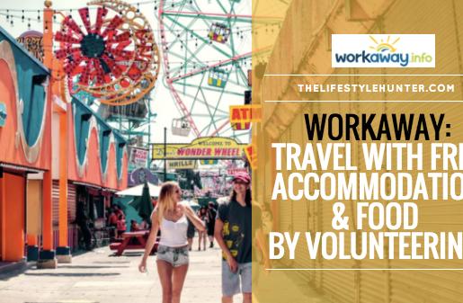 Volunteer - workaway