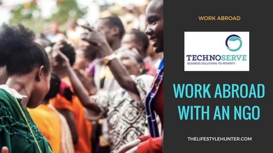 TechnoServe: Auslandsaufenthalt bei einer NGO