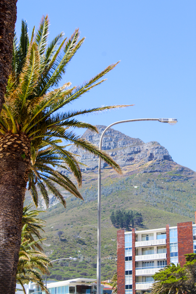Location - Camps Bay - Cape Town - South Africa