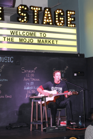 Mojo Market - Music
