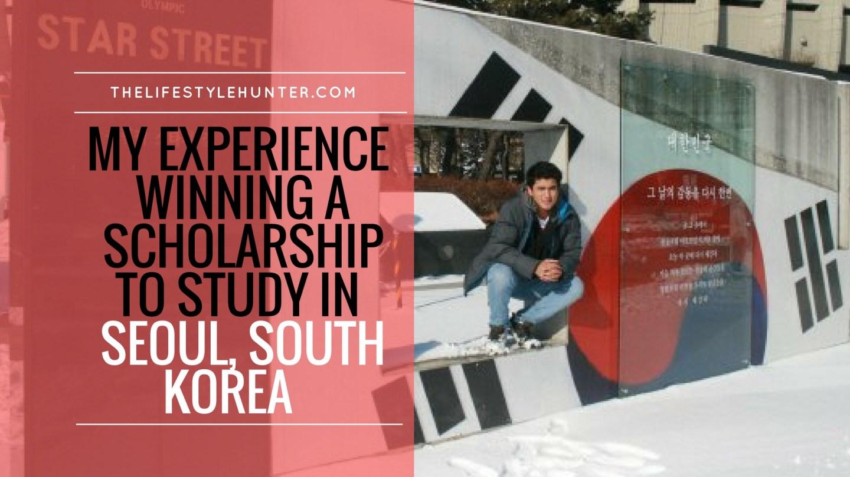 Study - scholarship - seoul - south korea