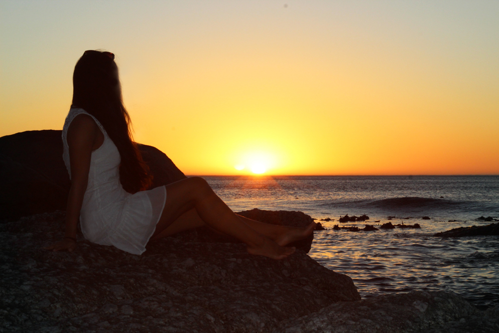 Sunset - Camps Bay - Cape Town - South Africa