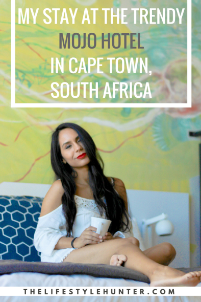 Travel - South Africa - Cape Town - Mojo Hotel