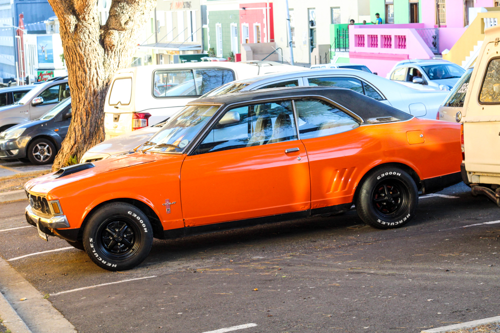 car Boo-Kaap Cape Town South Africa