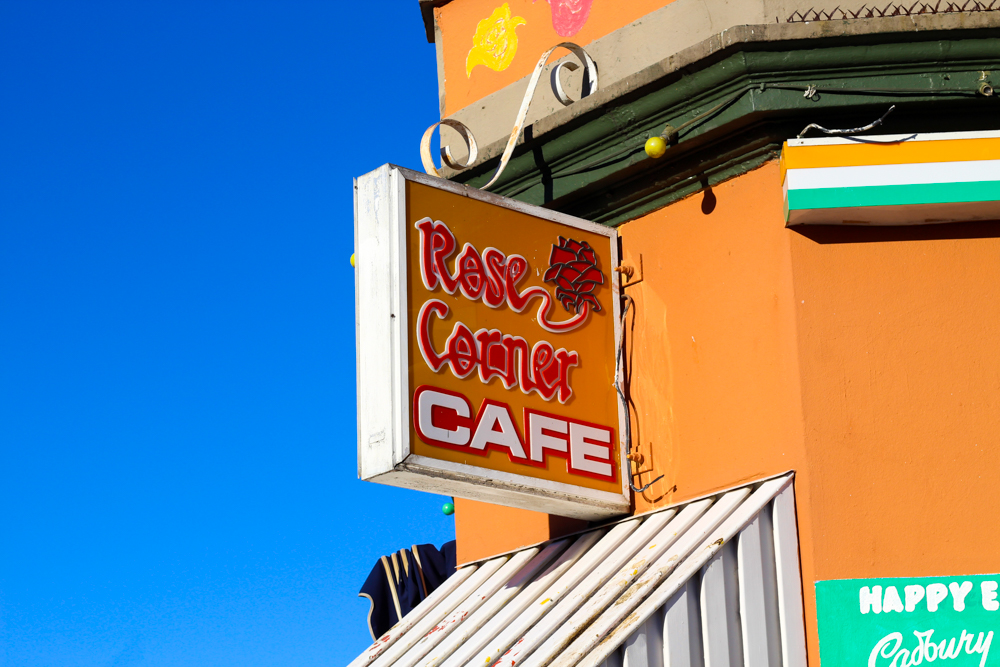 car Boo-Kaap Cape Town South Africa food