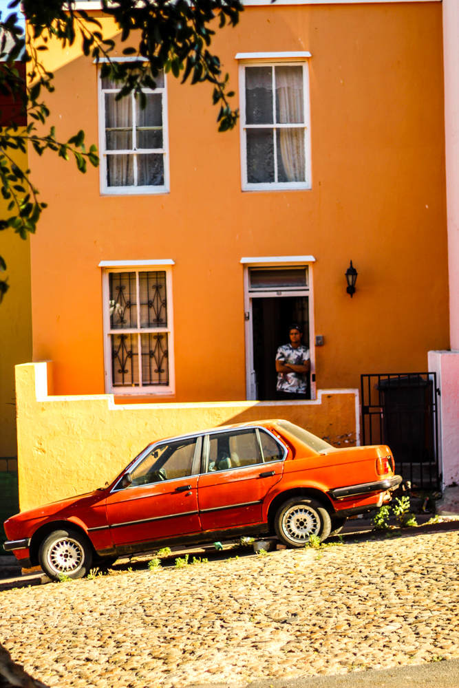 boo-kaap cape town south africa houses