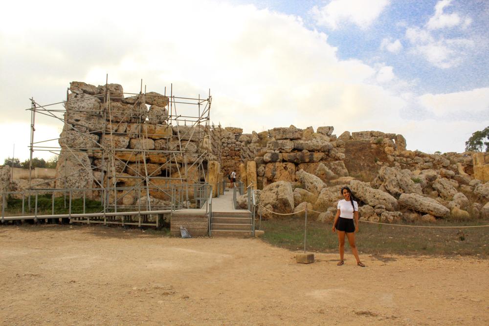 Ggantija Temples Malta - Gozo