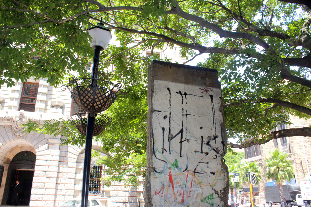 Berlin Wall - Cape Town - South Africa