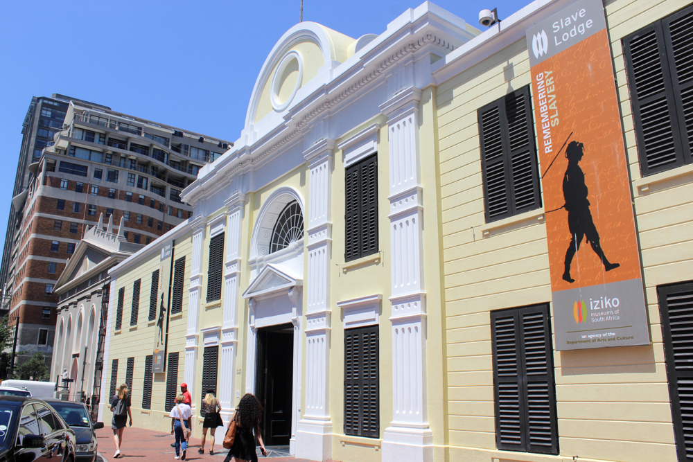 Slave Lodge - Cape Town - South Africa