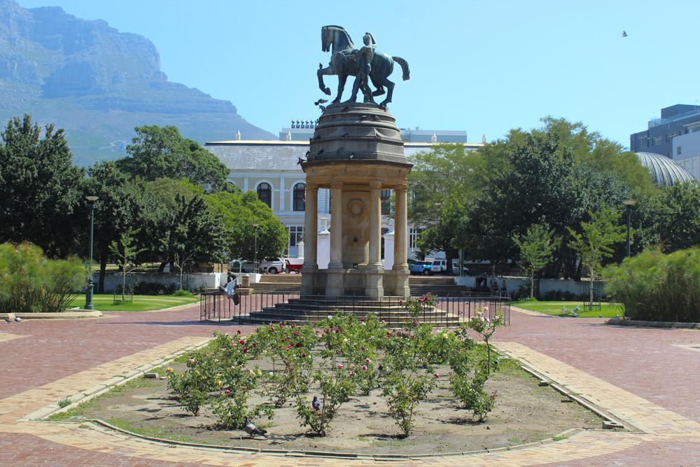 Jardin de la Compania - Ciudad del Cabo - Sudafrica