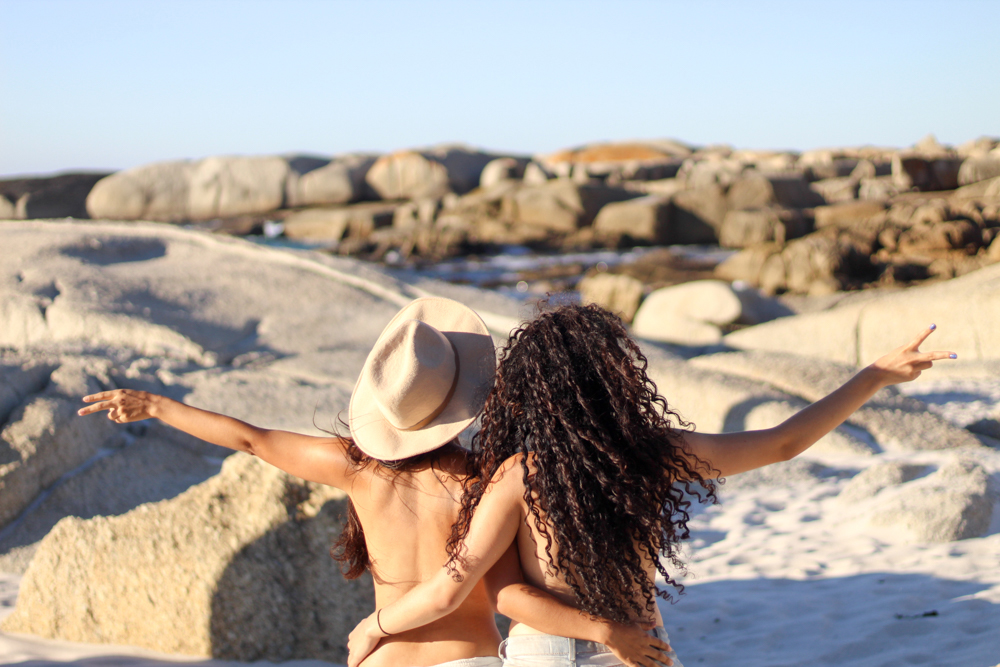 Sandy Bay: a chilled nudist beach in Cape Town, South Africa