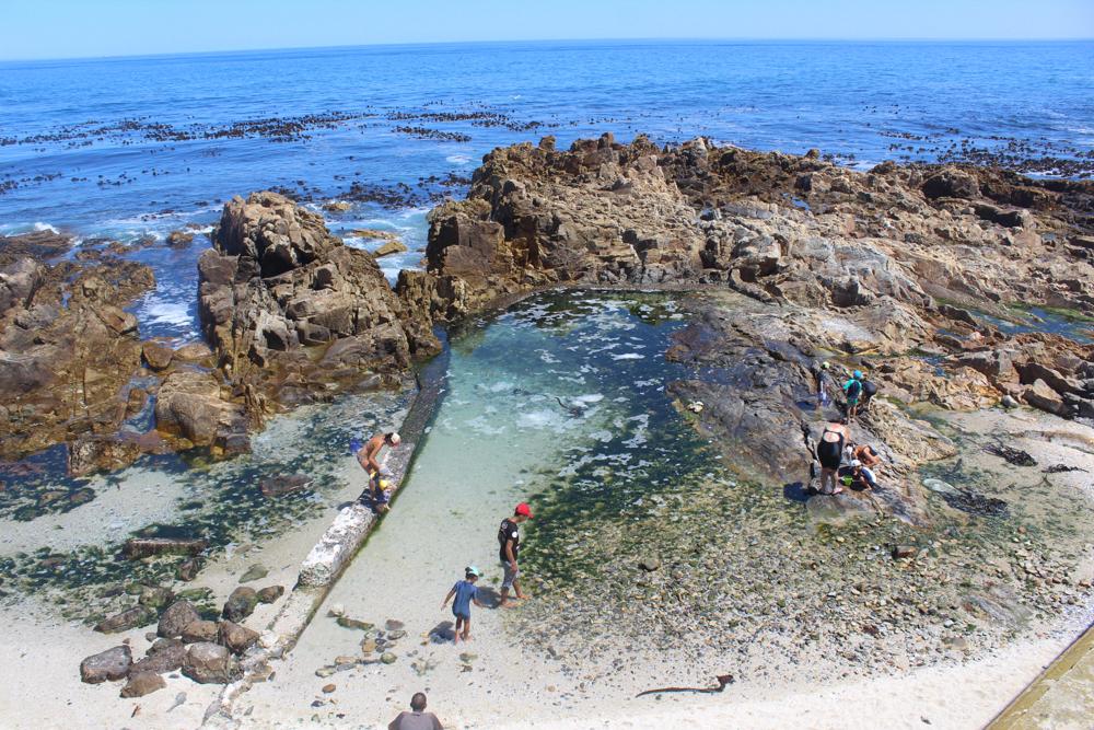 Sea Point - Cape Town - South Africa - Queen Beach