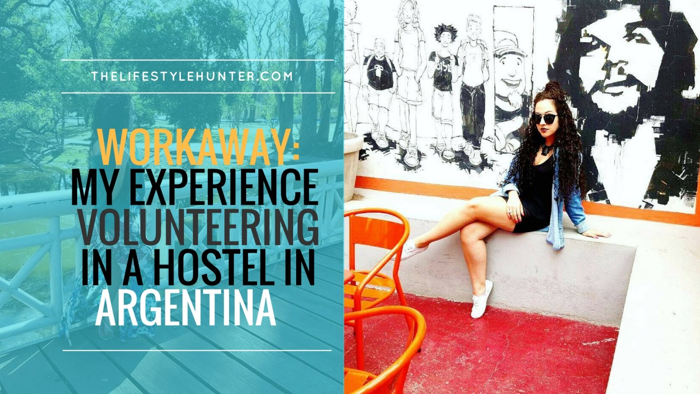 Volunteer - Workaway - Hostel - Argentina