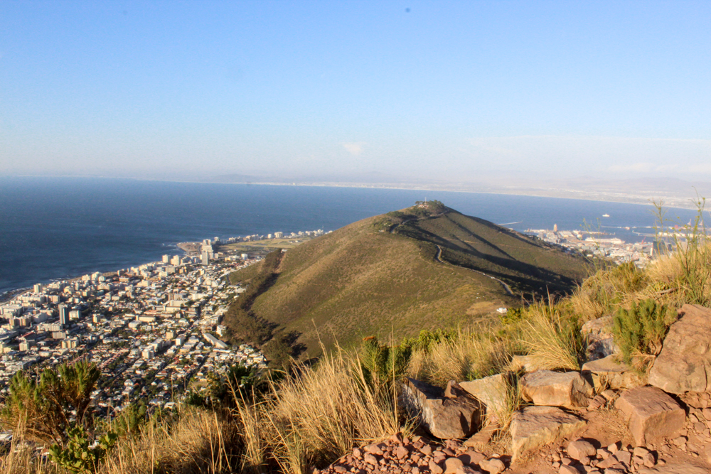 Lions head - cape town - south africa