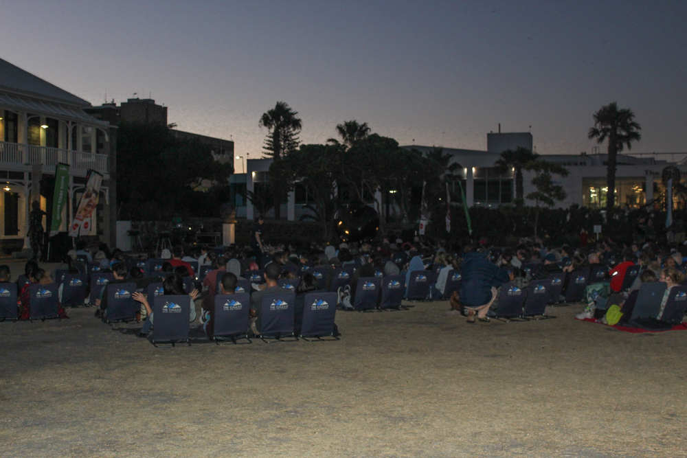 galileo open air cinema - Waterfront - Cape Town - South Africa