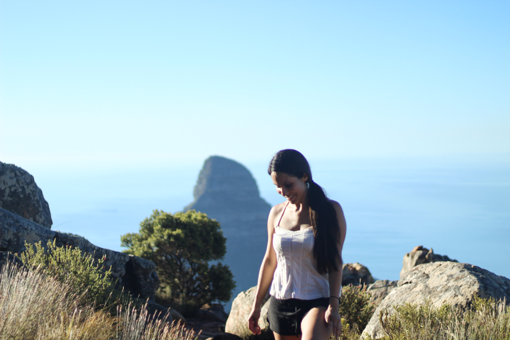 Table Mountain - India Venster - Cape Town - South Africa