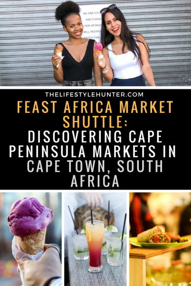 #thelifestylehunter #pilarnoriega #Lifestyle: Feast Africa, market shuttle, Muizenberg, Kalk Bay, Cape Point Vineyards Market, Mojo Market, V&A Market, restaurant, restaurants, top restaurants, best restaurants, food, foodie, foodie travel, food blogger, food blog, food blogging, Africa, South Africa, Cape Town, foodporn, deli, dinner, food lover, food photography, food pics, delicious, chef, gourmet, food diary, lunch, retail, clothes, brands, designers, music, bar, drinks, entertainment