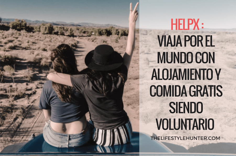 Voluntariado - Helpx