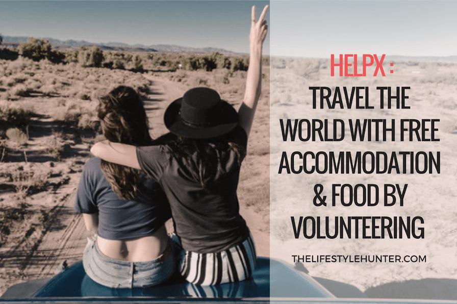 Volunteer - Helpx