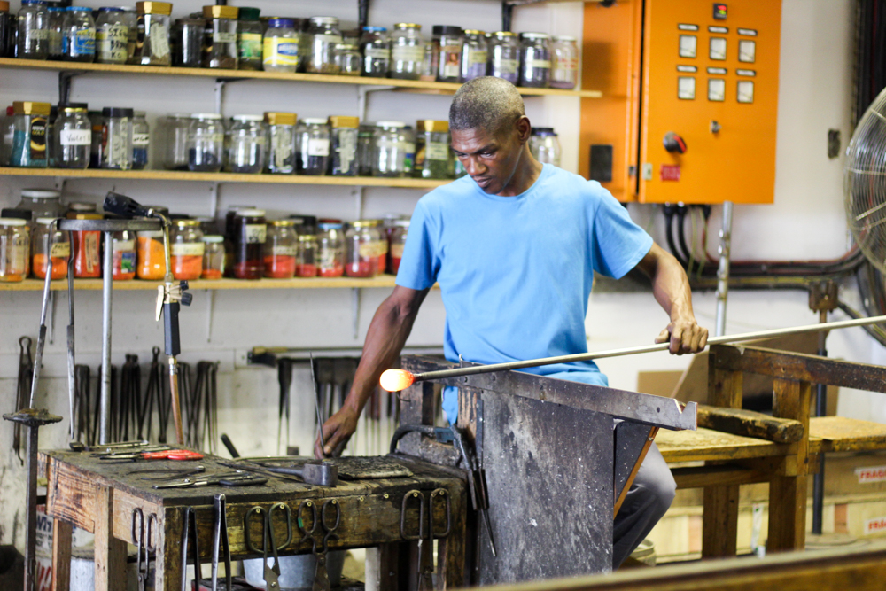 Red Hot Glass - Spice Route - Feast Africa - Cape Town - South Africa - foodie