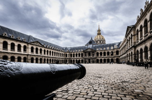 Les Invalides - Paris - France - Europe