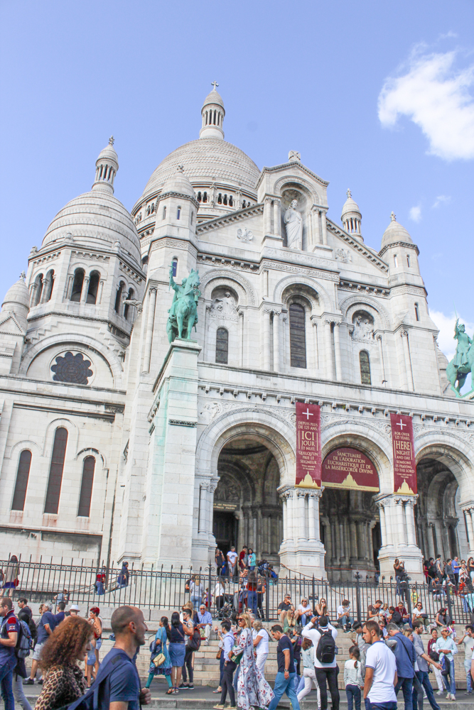 Sacre Coeur - Paris - France - Europe - Travel